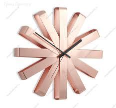 <b>Часы настенные</b> из металла 30,2х30,2х4,5 см в Москве | купить ...