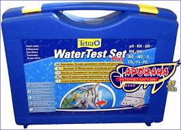 <b>Tetra WaterTest</b> Set Plus - <b>тесты</b> для воды в аквариуме, купить ...