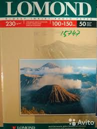 <b>Фотобумага Lomond A6</b>, A5 и А 4, односторонняя, гля купить в ...
