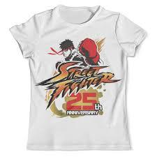 """Футболка с полной запечаткой (мужская) """"<b>Street</b> Fighter"""" #983127 ..."""