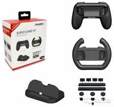 Набор аксессуаров для <b>N</b>-<b>Switch</b> Super Game Kit <b>dobe</b> купить в ...