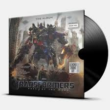 Купить диск <b>TRANSFORMERS DARK</b> OF THE MOON SOUNDTRACK
