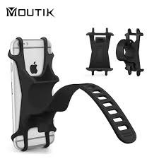 <b>Universal silicone Bicycle</b> Motorcycle Mobile Phone Holder | Mobile ...
