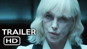 <b>Atomic Blonde</b> Red Band Trailer #1 (2017) Charlize Theron Action ...