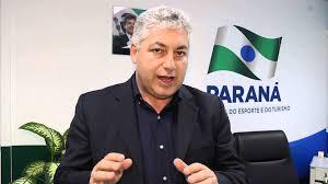 Resultado de imagem para Douglas Fabrício - Secretário do Esporte e do Turismo do Paraná foto