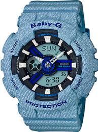 <b>Часы Casio BA</b>-<b>110DE</b>-<b>2A2</b> - купить женские наручные <b>часы</b> в ...