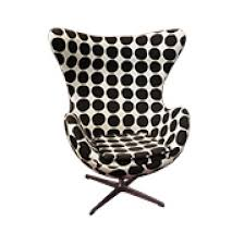 replica arne jacobsen egg chair black dot replica egg chair arne