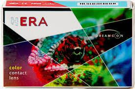 <b>Цветные контактные линзы</b> Dreamcon <b>Hera</b> Color 8.6, -4.50, 14,0 ...