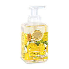 <b>Michel Design Works Lemon</b> Basil Foaming Hand Soap ...