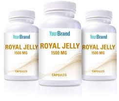 <b>Royal Jelly 1500 mg</b>