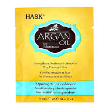 Маска для волос `<b>HASK</b>` <b>ARGAN OIL</b> (для восстановления волос ...