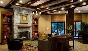 beautiful home offices traditional stone fireplace home living room small living room ideas with corner fireplace bathroomsurprising home office desk ideas built