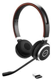 Компьютерная гарнитура <b>Jabra EVOLVE 65</b> MS Stereo — купить ...