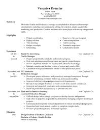 best photos of production manager resume sample inventory production manager resume examples