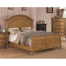 emily bedroom set light oak: emily bedroom set light oak coaster furniture furniturepick