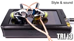 <b>TRI i3</b> earphones review - YouTube