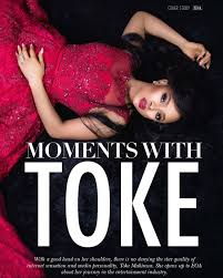 toke makinwa covers essay magazine koko tv toke makinwa essays of africa koko tv 2