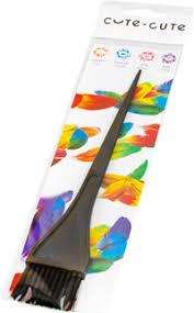 <b>Кисть для окраски</b> волос CUTE-CUTE узкая 20044 – купить в сети ...