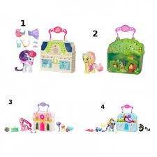 <b>Игровой набор MY</b> LITTLE PONY <b>мини набор</b> Пони Мейнхеттен ...