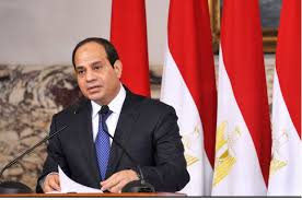 Image result for el sisi president