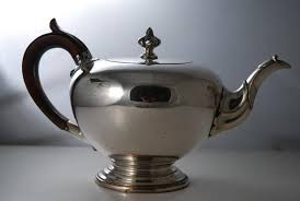 Image result for georgian metal teapot
