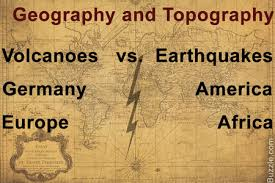 an exhaustive list of interesting compare and contrast essay topicsgeography and topography