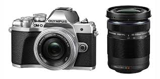 <b>Olympus OM</b>-<b>D E-M10 Mark</b> III Interchangeable Lens Camera: 2017 ...