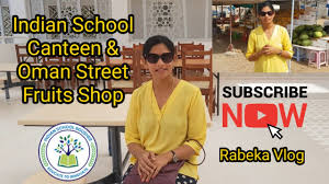 <b>ISB</b> School Canteen/<b>Fruit</b> Shops in the Muscat Streets - YouTube