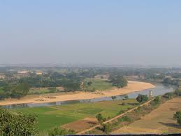 Daya River