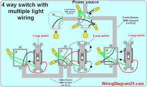 three switch wiring diagram php septembre 2016 house electrical wiring diagram 4 way switch wiring diagram multiple lights power source feed