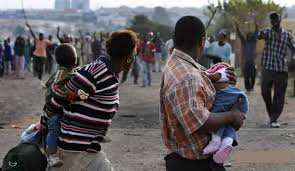 Image result for xenophobia in south africa