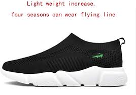 WSGZH <b>Spring Men's</b> Casual Shoes Mesh Mesh Shoes New Sports ...