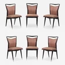 Set of <b>6</b> Scutlpural Italian <b>Dining Chairs</b> in 2019 | SEATING | Dining ...