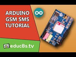 Arduino Tutorial: <b>GSM/GPRS</b> SHIELD (SIM900) SMS Send and ...