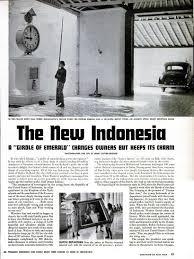 Nostalgia Suasana Kehidupan di Indonesia pada Tahun 1950 - 1980an