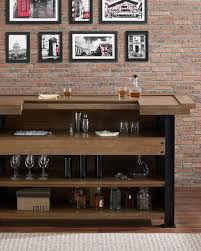 Adriel <b>3</b>-<b>Piece Bar Set</b> (With images) | Reclaimed wood bars, Home ...