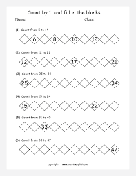 Math Sequence Worksheets | Mreichert Kids WorksheetsSequence Math Worksheets