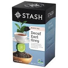 <b>Earl Grey</b> Decaf Black <b>Tea</b> Bags | Stash <b>Tea</b>