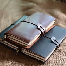 """<b>Endless</b> Flame <b>M</b>"" 1pc <b>Medium</b> Real Leather Business Journal ..."