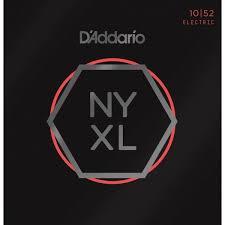 <b>Гитарные струны D'Addario NYXL1052</b> (для электрогитары)