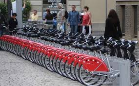 Image result for bike share system