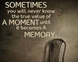 memories quotes – Etsy via Relatably.com