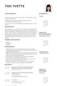 preschool teacher resume samples   visualcv resume samples databasepreschool teacher resume samples