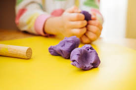 8 Fun and Simple <b>Homemade Playdough Recipes</b>