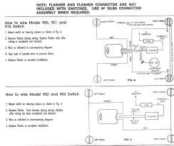 signal stat turn switch wiring diagram wiring diagram truck lite signal stat 900 turn switch in flat black by turn signal flasher wiring schematics