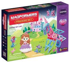 <b>Магнитный конструктор Magformers</b> Inspire 63134 <b>Принцесса</b>