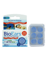 Bio Ears <b>Soft Silicone</b> Ear Plugs – <b>Pure</b> Pharmacy Ireland