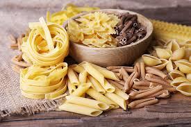 Многообразие форм и видов пасты - Средиземноморская кухня ...