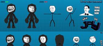 DeviantArt: More Like GetAmped [INVISIBLE] 'Troll' Meme HD SKIN by ... via Relatably.com