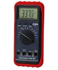 <b>Мультиметр ELITECH ММ 500</b> - купить по низкой цене в Москве ...